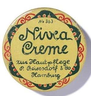 NIVEA TIN 1911
